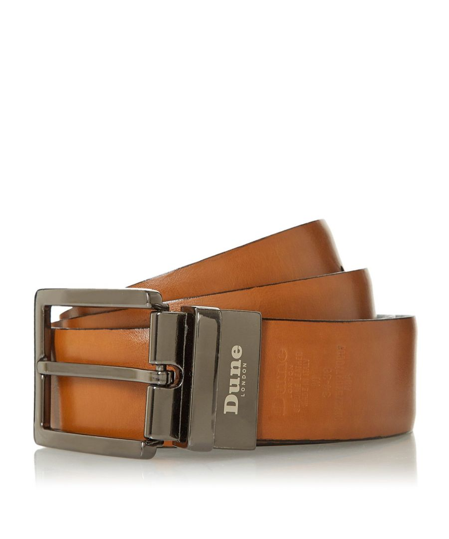 Image for Dune Mens OPRA Reversible Leather Belt