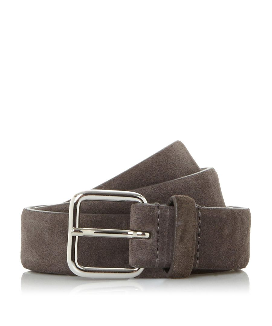 Image for Dune Mens ORCHESTRA Edge Stitched Belt