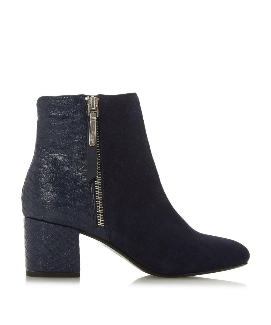 Image for Dune Ladies ORLLA Side Zip Ankle Boots