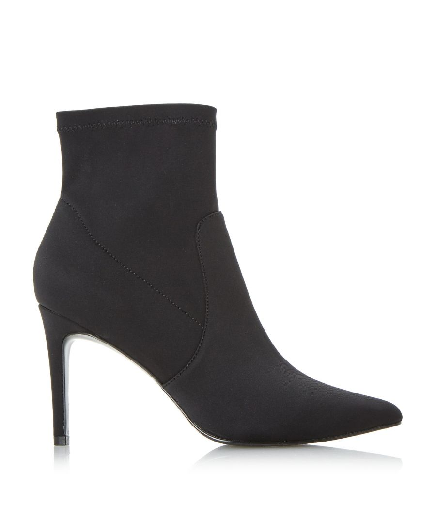 Image for Dune Ladies ORMAND Stretch Heel Sock Boots