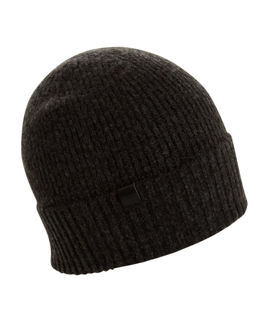 Image for Dune Mens OXUS Knitted Beanie Hat