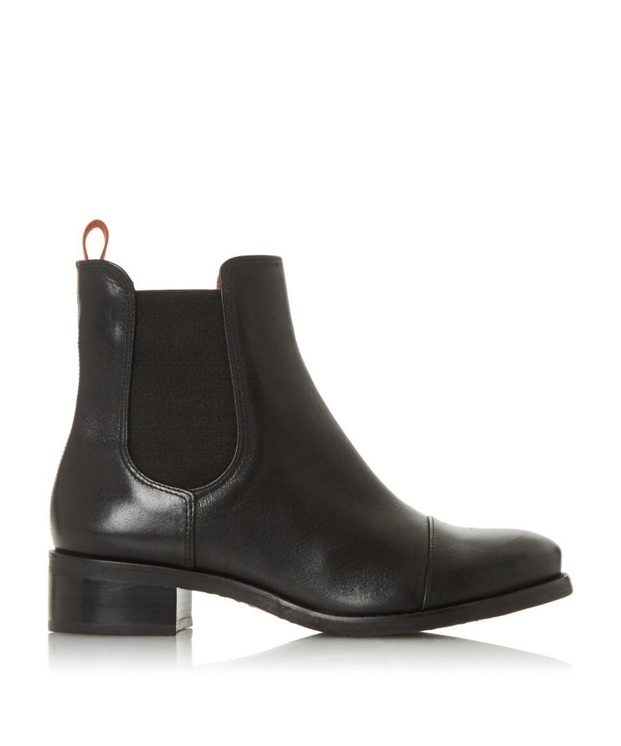 Image for Bertie Ladies PACK Low Block Heel Ankle Boots