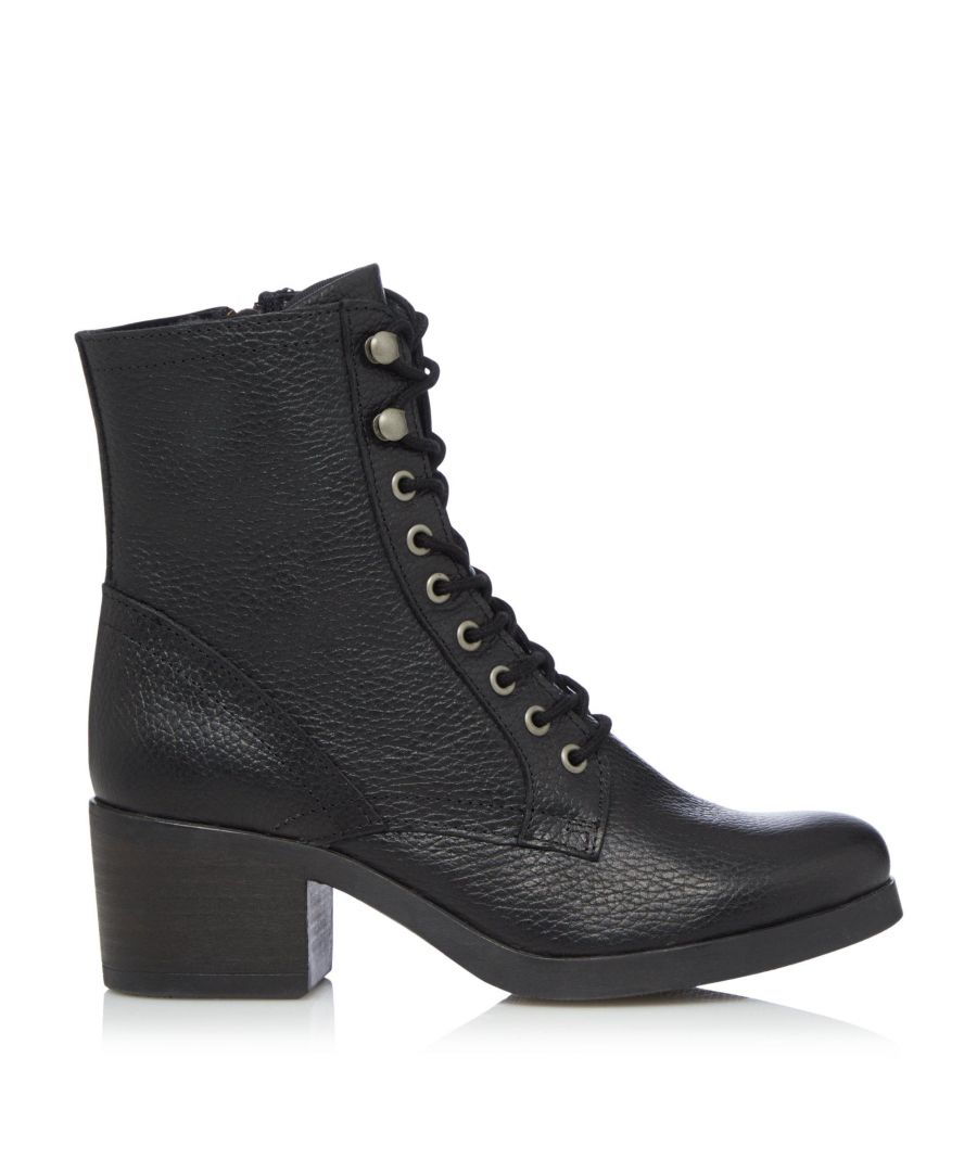 Image for Bertie Ladies PAINTER Core Lace Up Boots