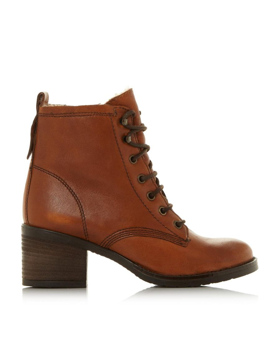 Image for Dune Ladies PATSIE D Warm Lined Ankle Boots