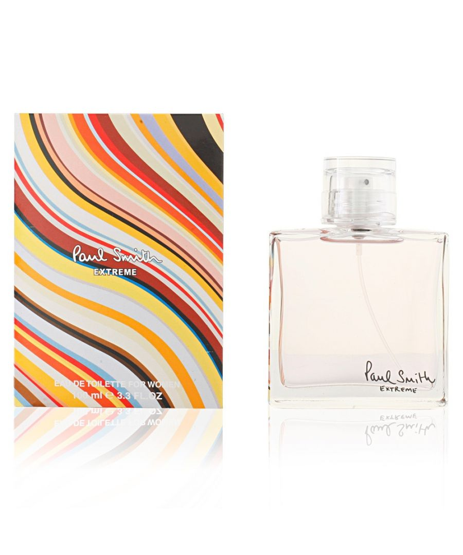 Image for Paul Smith Extreme F Eau De Toilette Spray 100Ml