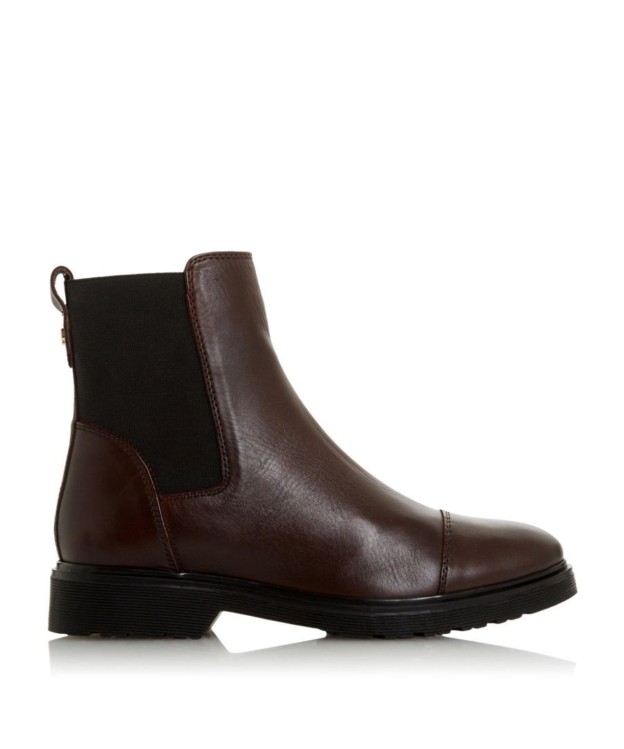 Image for Dune Ladies PAYSAN Cleated Chelsea Boots