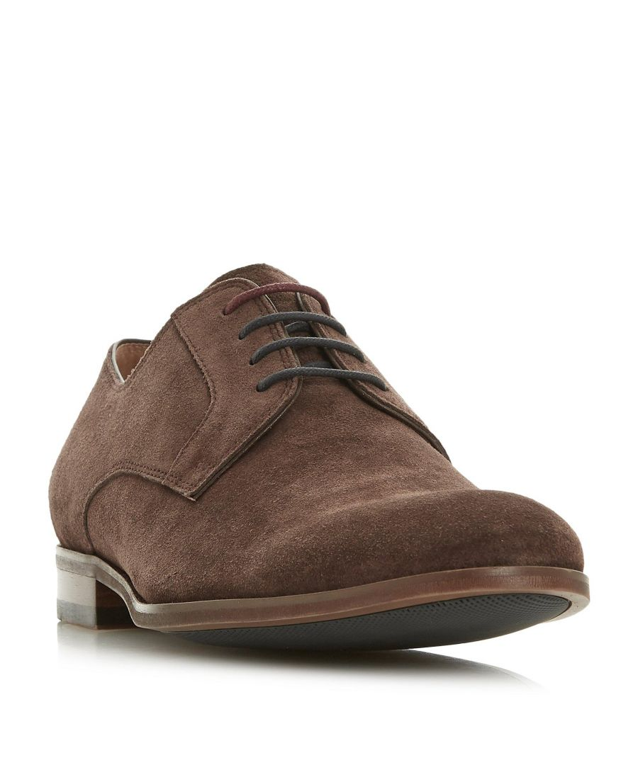 Image for Dune Mens PENA Suede Gibson Shoe