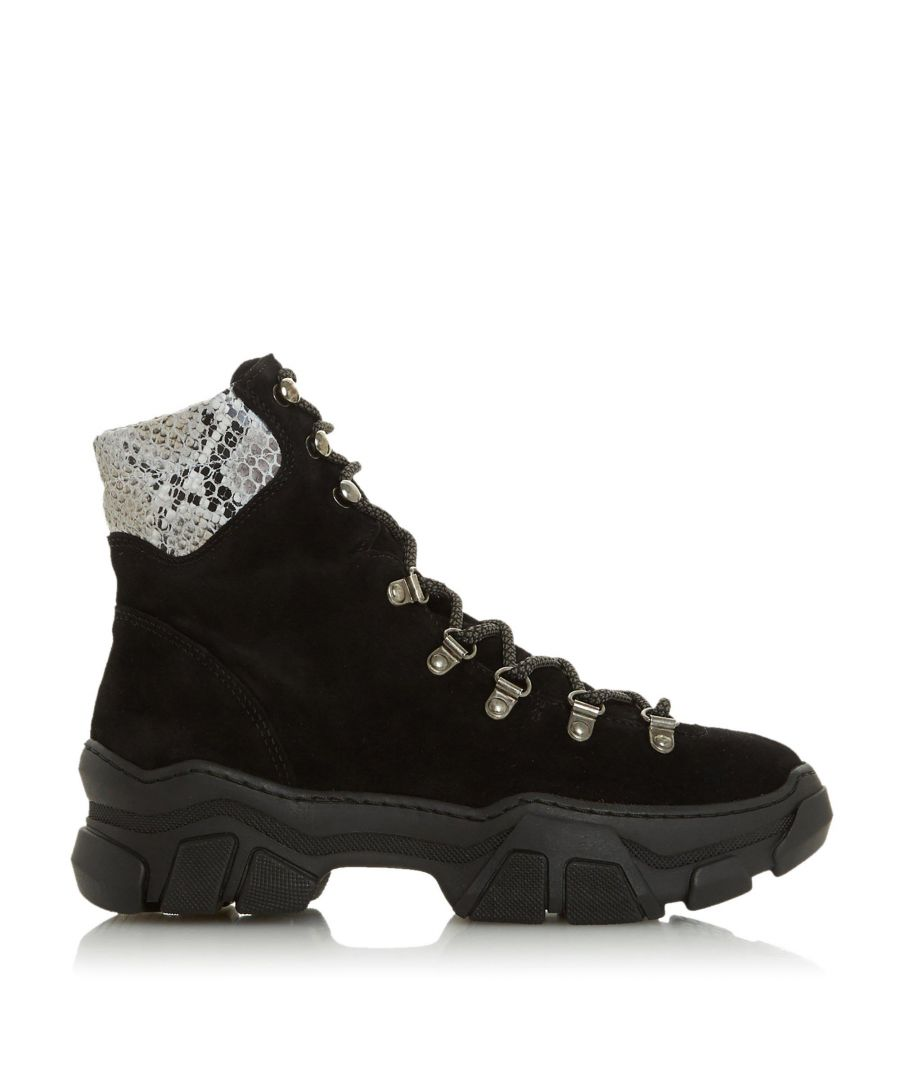 Image for Dune Ladies PERIMETER Lace Up Hiker Boots