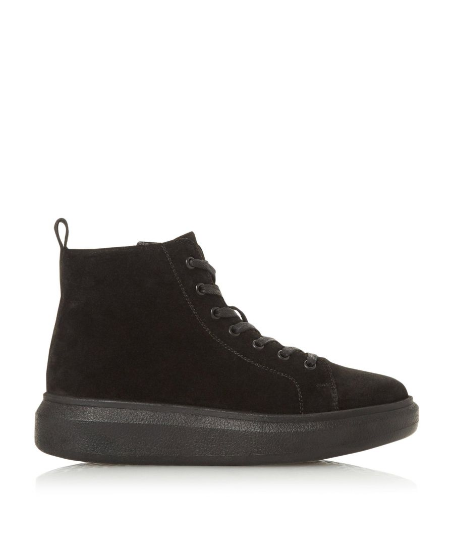 Image for Dune Ladies PERRIE Chunky Sole Lace Up Ankle Boots