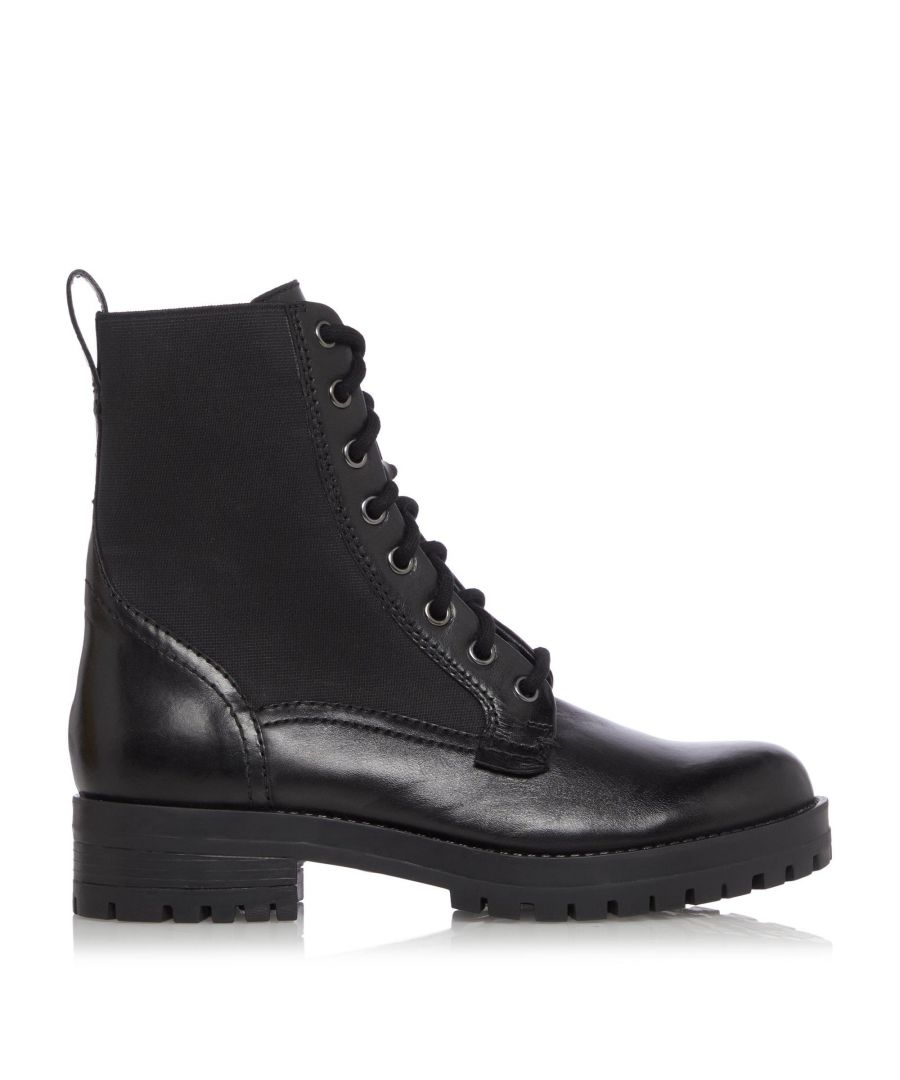 Image for Dune Ladies PERRIE XX Lace Up Boots