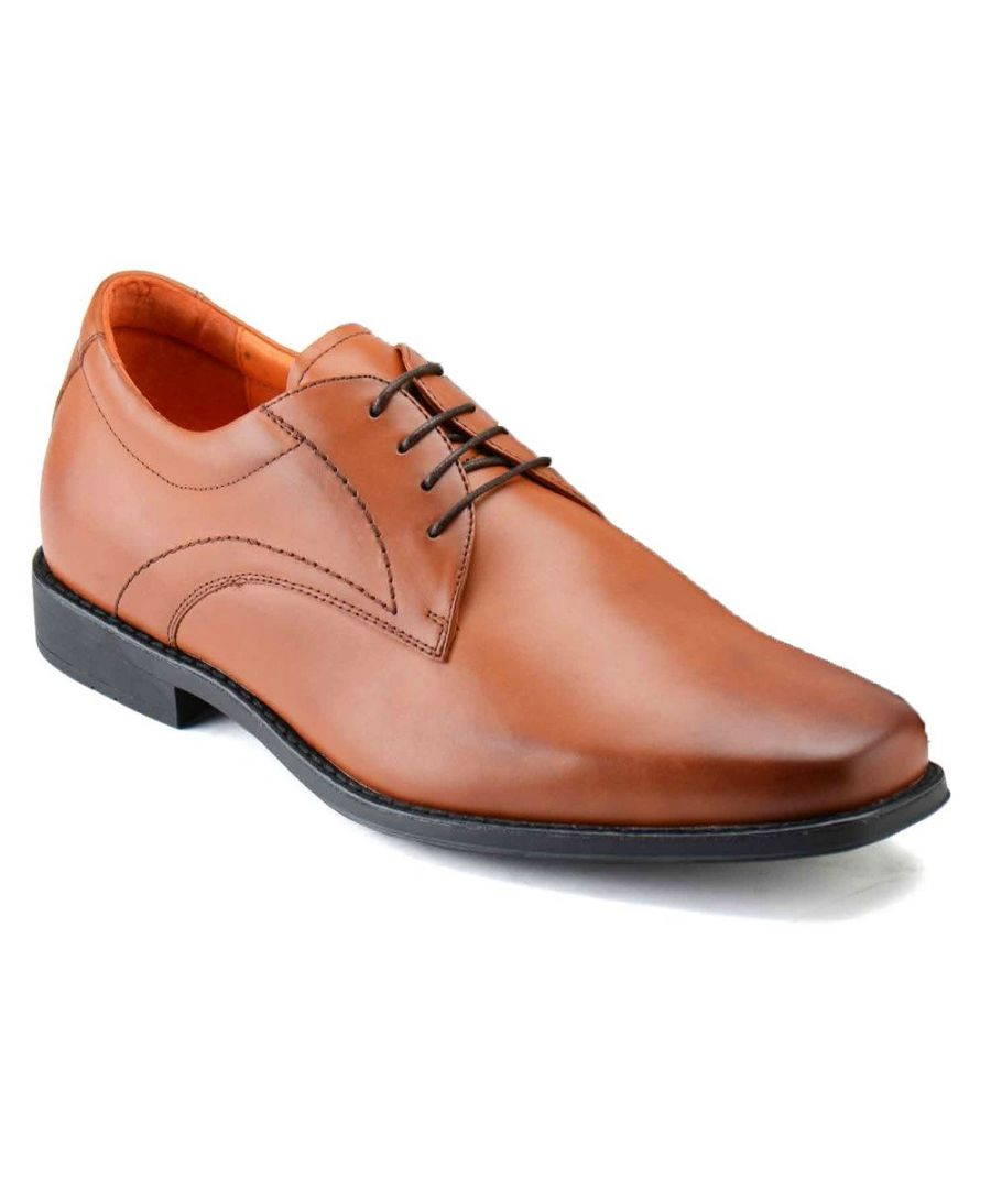 Image for Perth Brown Oxford Shoe