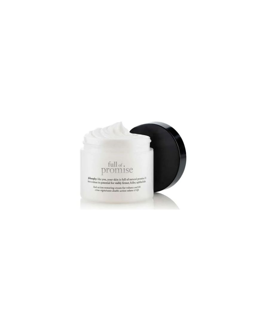 Image for PHILOSOPHY FULL OF PROMISE DUAL-ACTION RESTORING CREAM 60ML