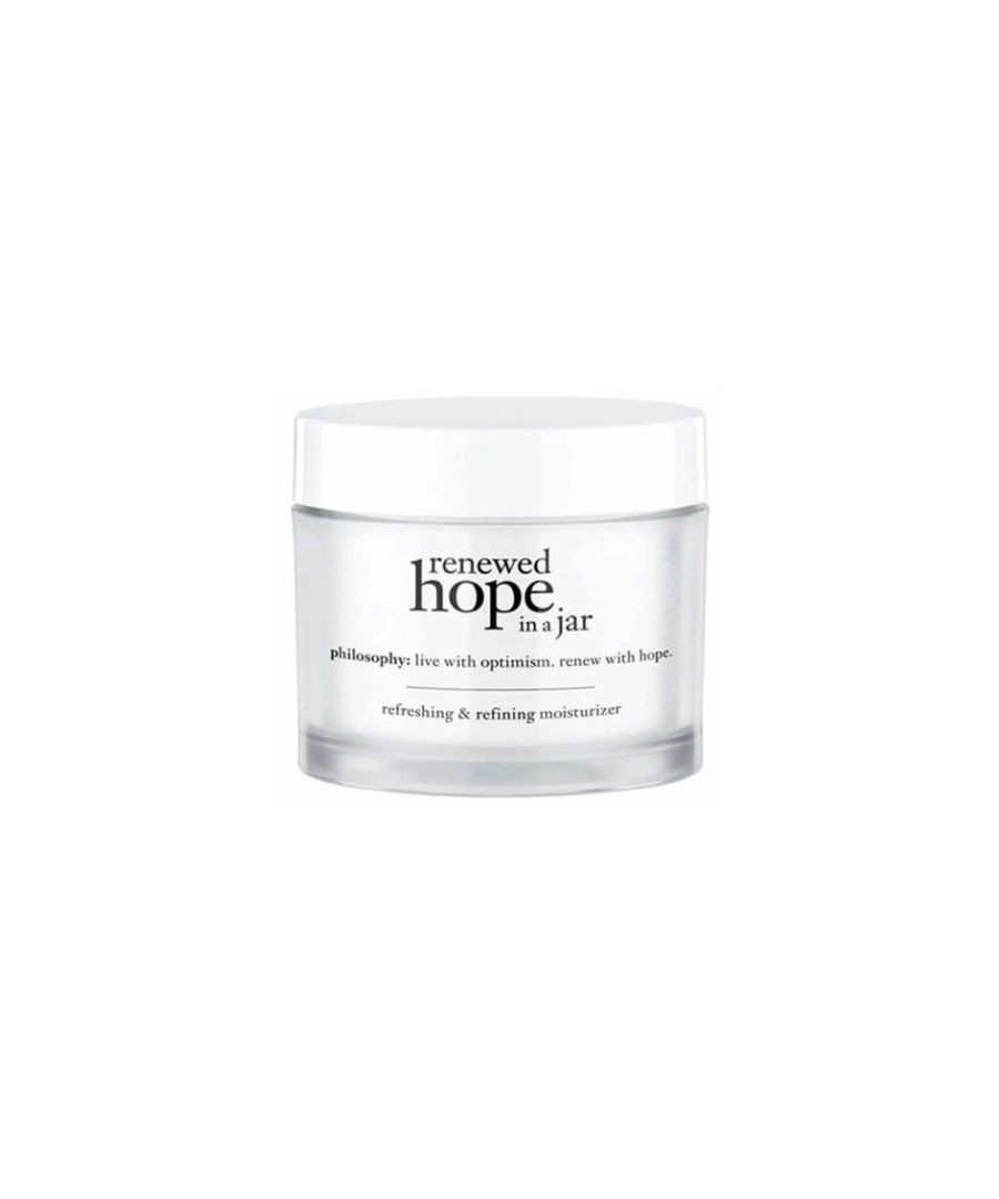 Image for PHILOSOPHY RENEWED HOPE FACE TREATMENT DAY MOISTURISING 120ML