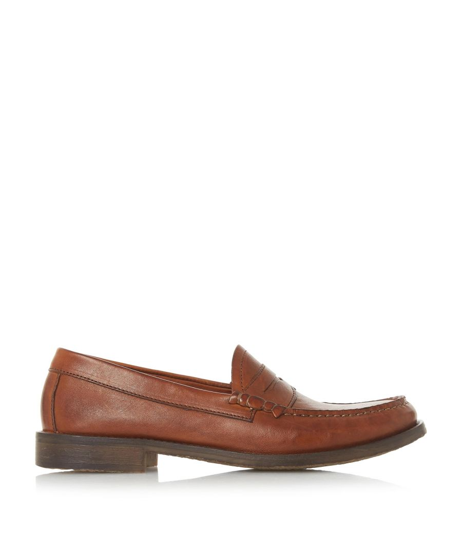 Image for Bertie Mens PICWORTH Penny Saddle Loafer