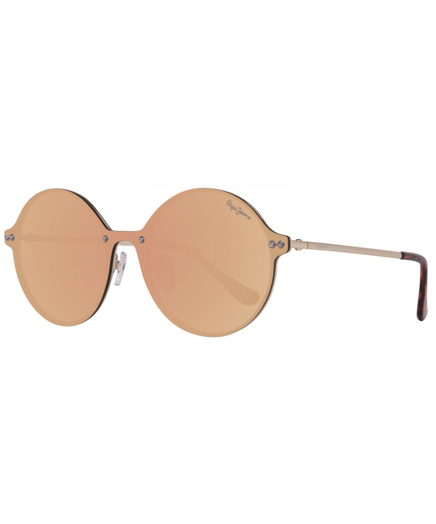 Image for Pepe Jeans Sunglasses PJ5135 C2 140 Jessy Unisex Gold
