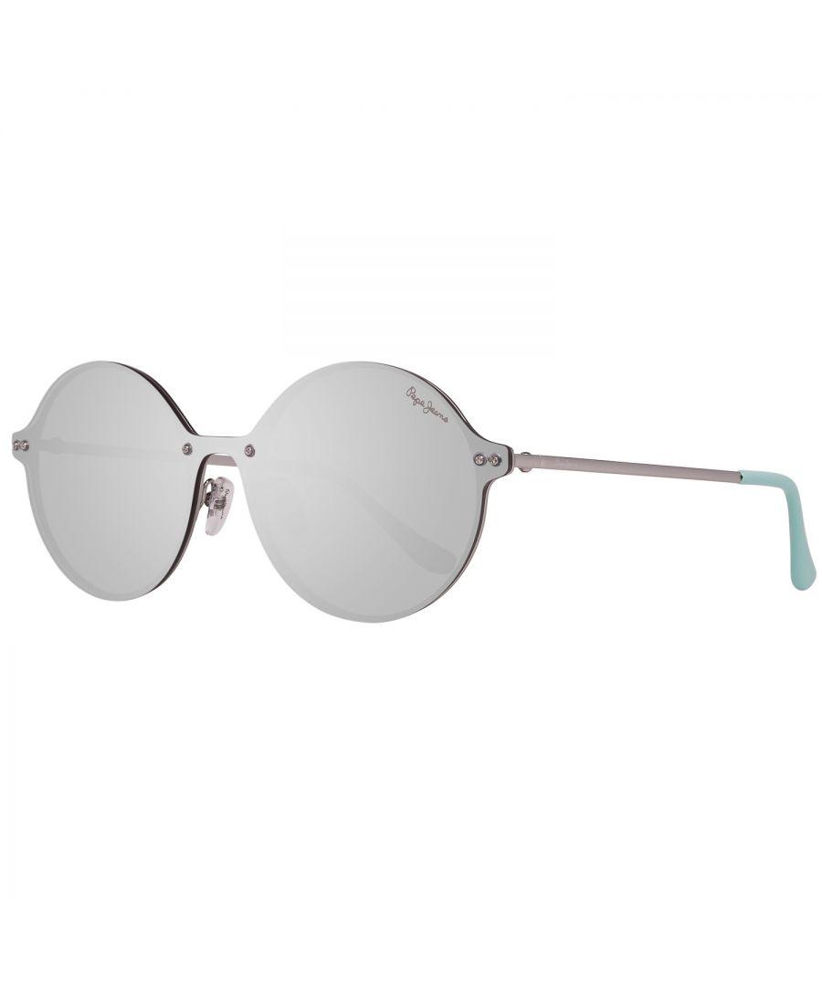 Image for Pepe Jeans Sunglasses PJ5135 C3 140 Jessy Unisex Silver