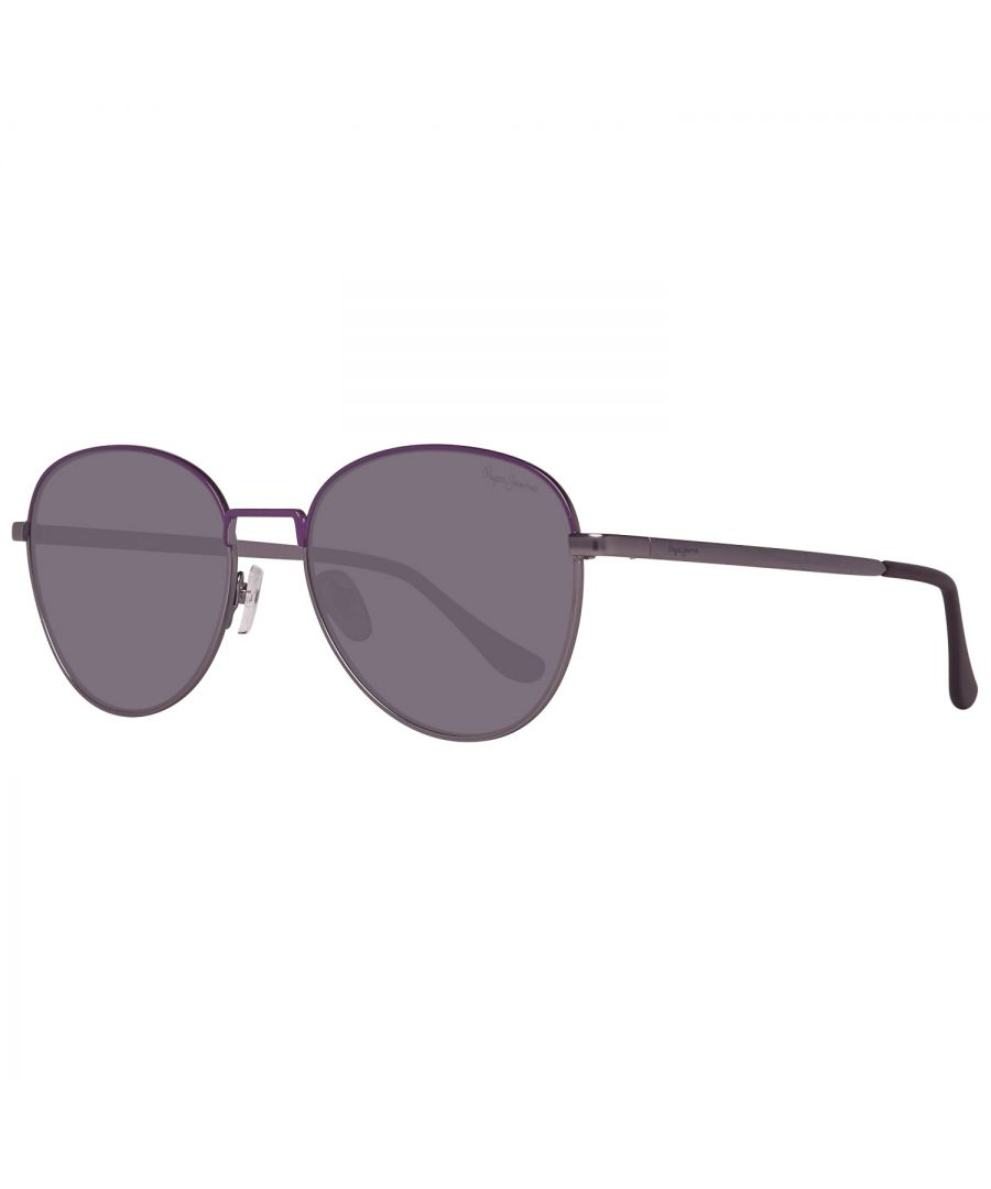 Image for Pepe Jeans Sunglasses PJ5136 C4 54 Becca Women Gunmetal