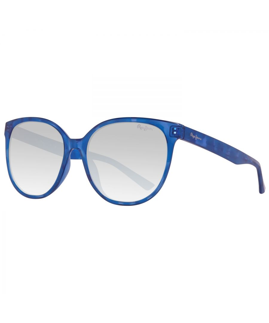 Image for Pepe Jeans Sunglasses PJ7289 C3 55 Tara Women Blue