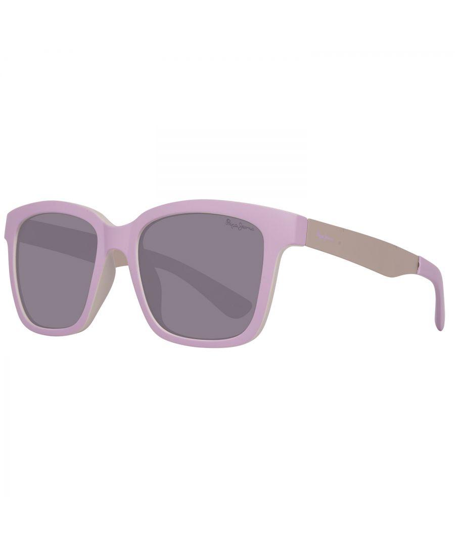 Image for Pepe Jeans Sunglasses PJ7292 C4 54 Unisex Pink