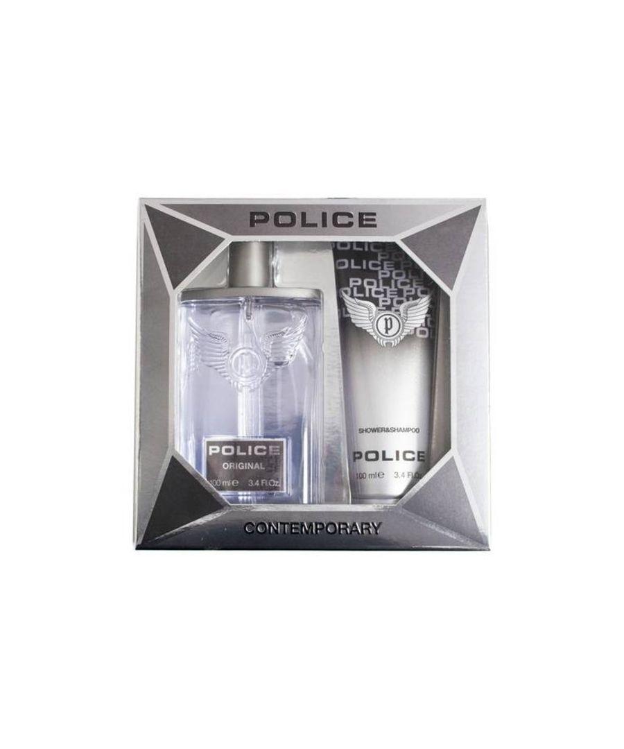 Image for Police 100Ml Eau De Toilette And 100Ml Shower Gel