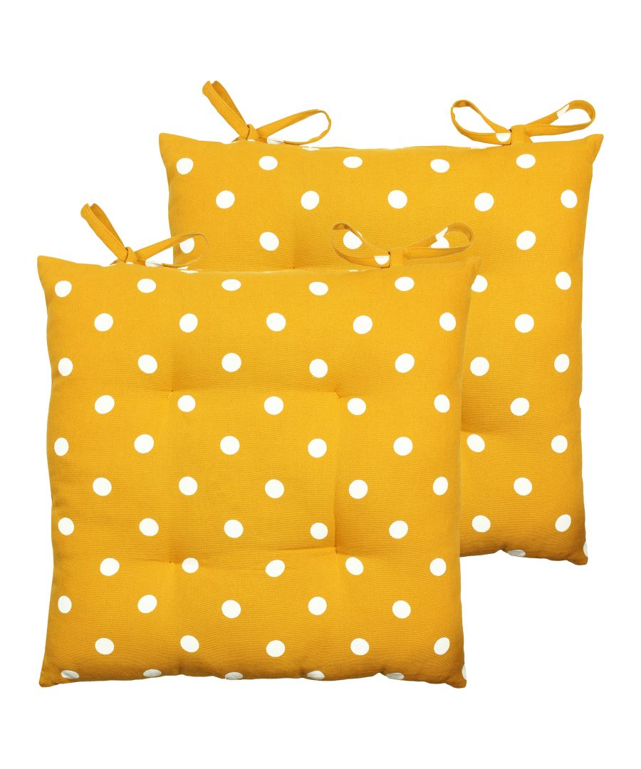 Image for Polka 2 Pack Seat Pads