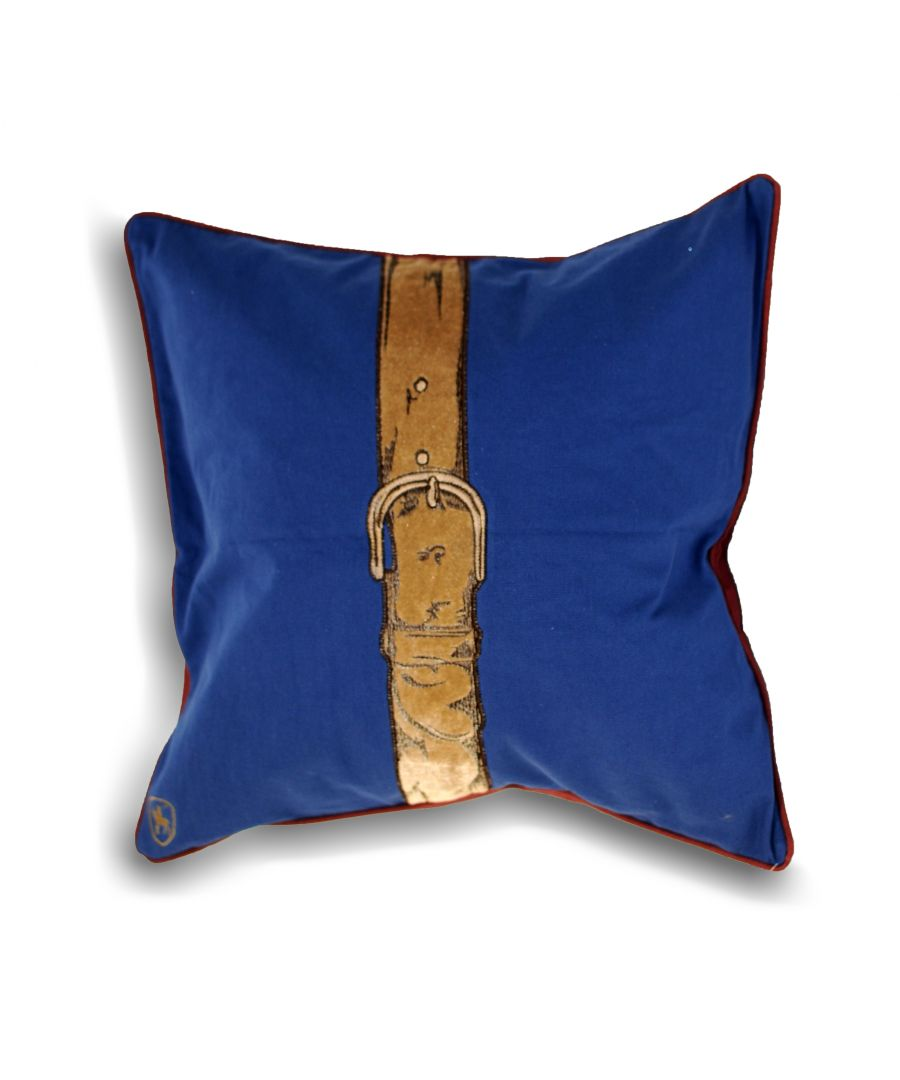 Image for Polo Strap Polyester Filled Cushion