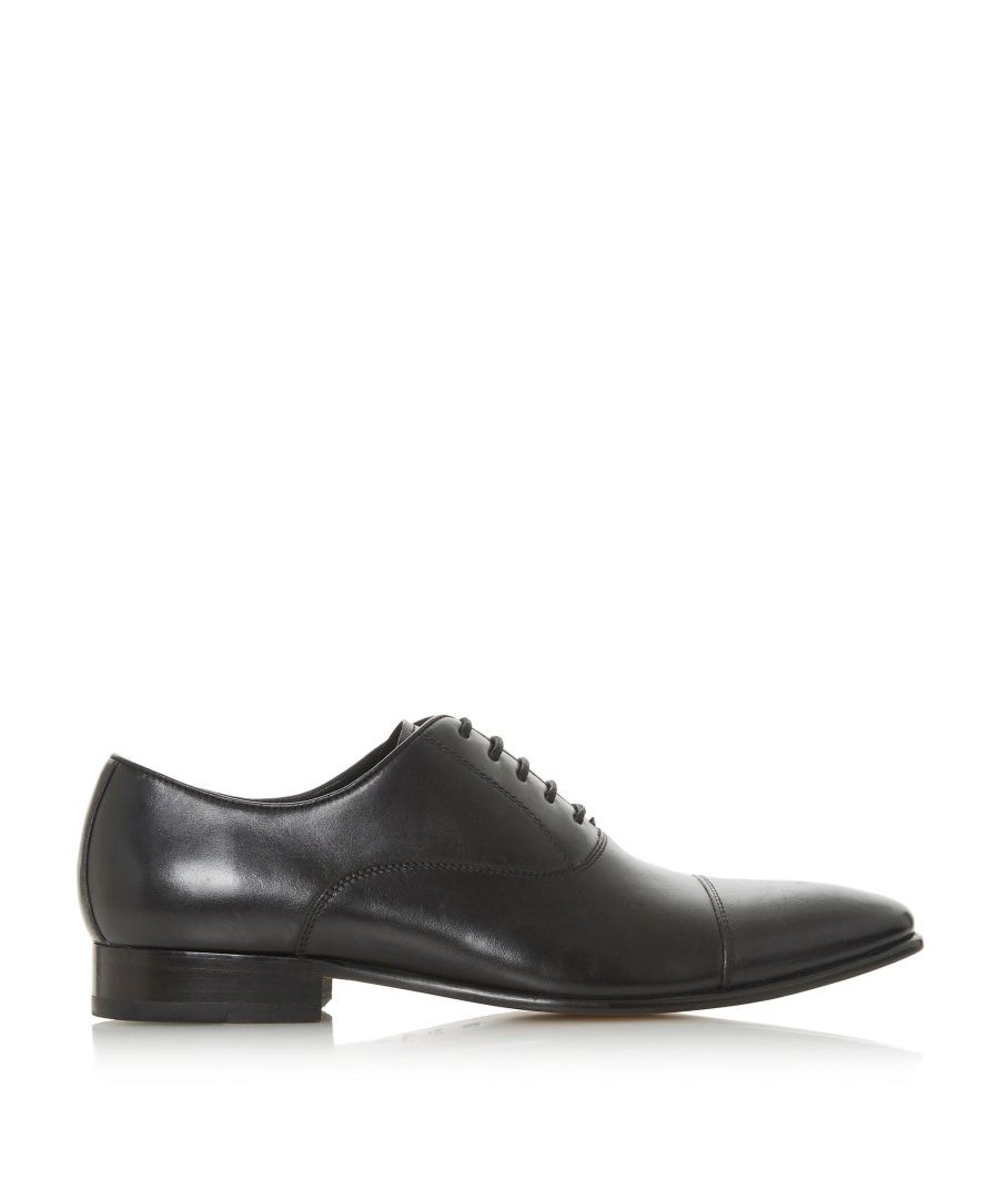 Image for Dune Mens PONTUS Leather Smart Oxford Shoes