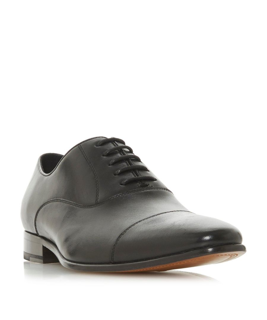 Image for Dune Mens PONTUS Leather Oxford Shoe