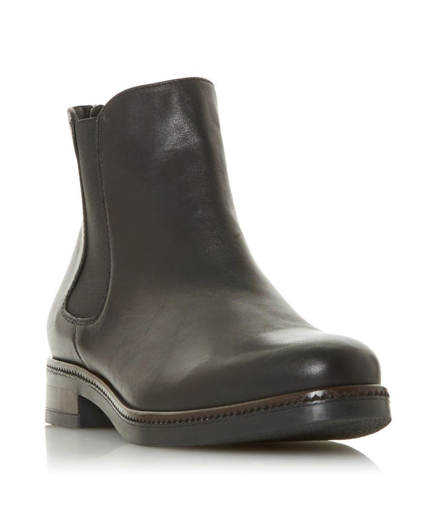 Image for Dune Ladies PORTEAU Zip-Up Ankle Boot