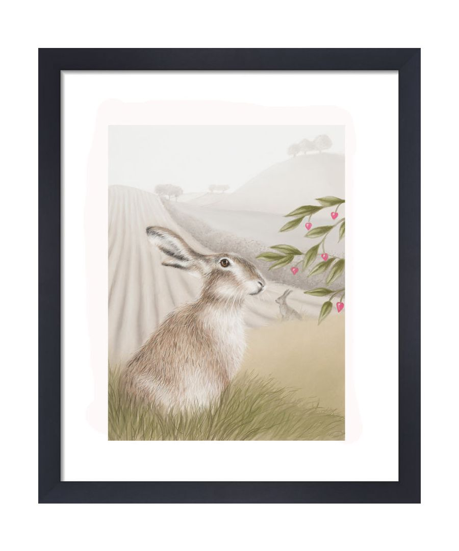 Image for Morning Mist by Clare Thompson Wildlife Art Print