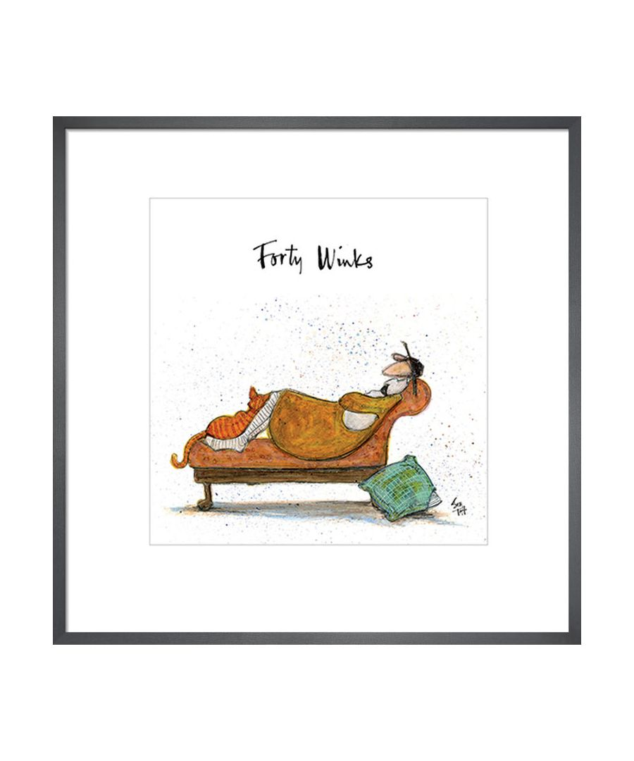Image for Forty Winks by Sam Toft