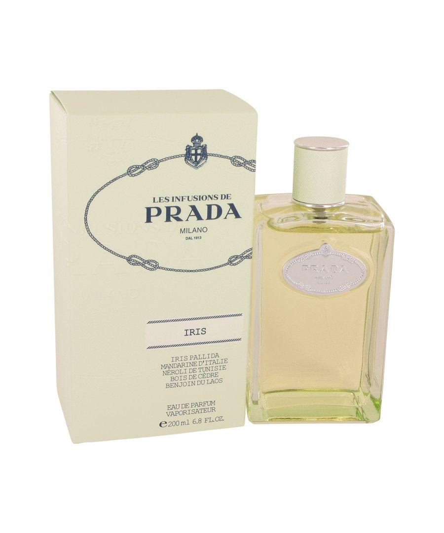 Image for Prada Infusion D'iris Eau De Parfum Spray By Prada 200 ml