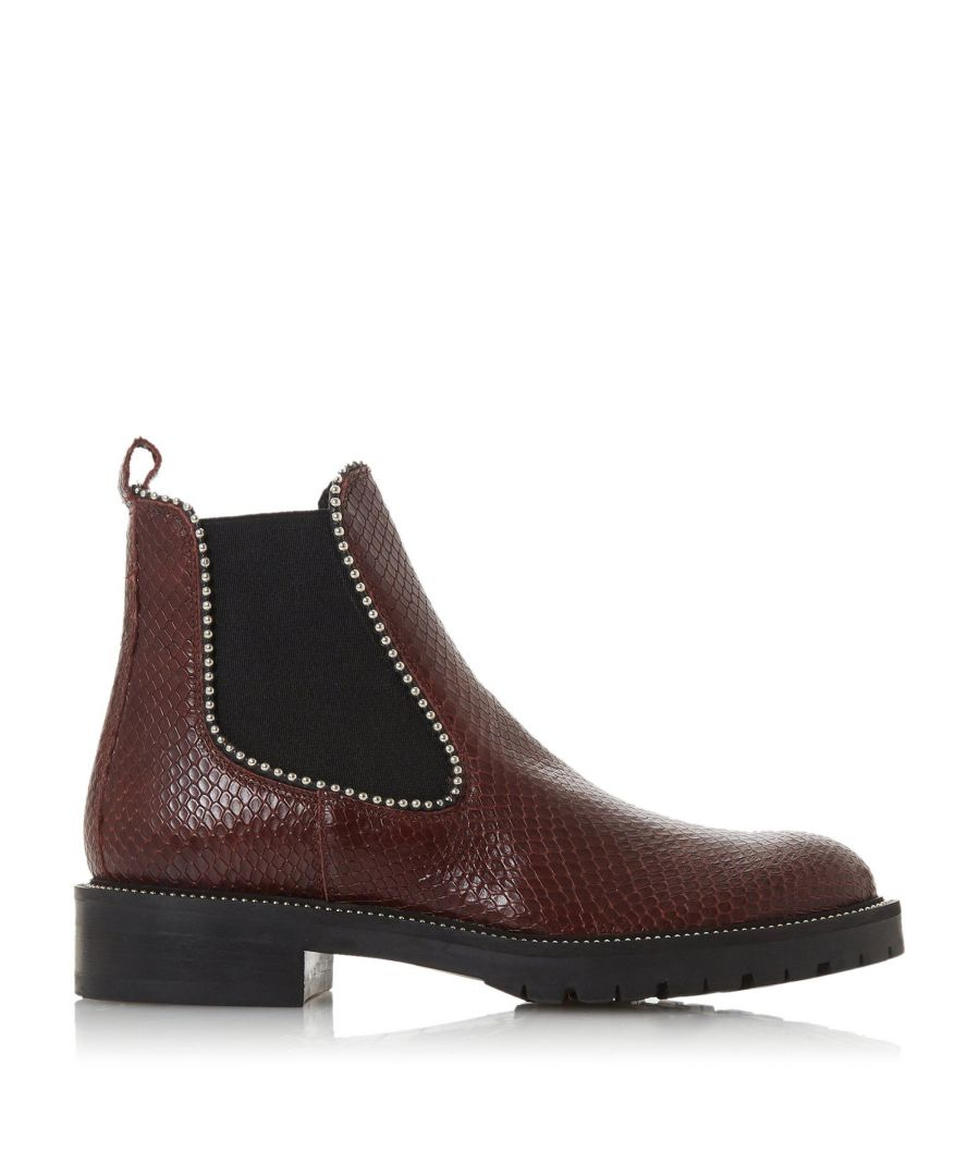Image for Dune Ladies PRESTIGE Studded Chelsea Boots