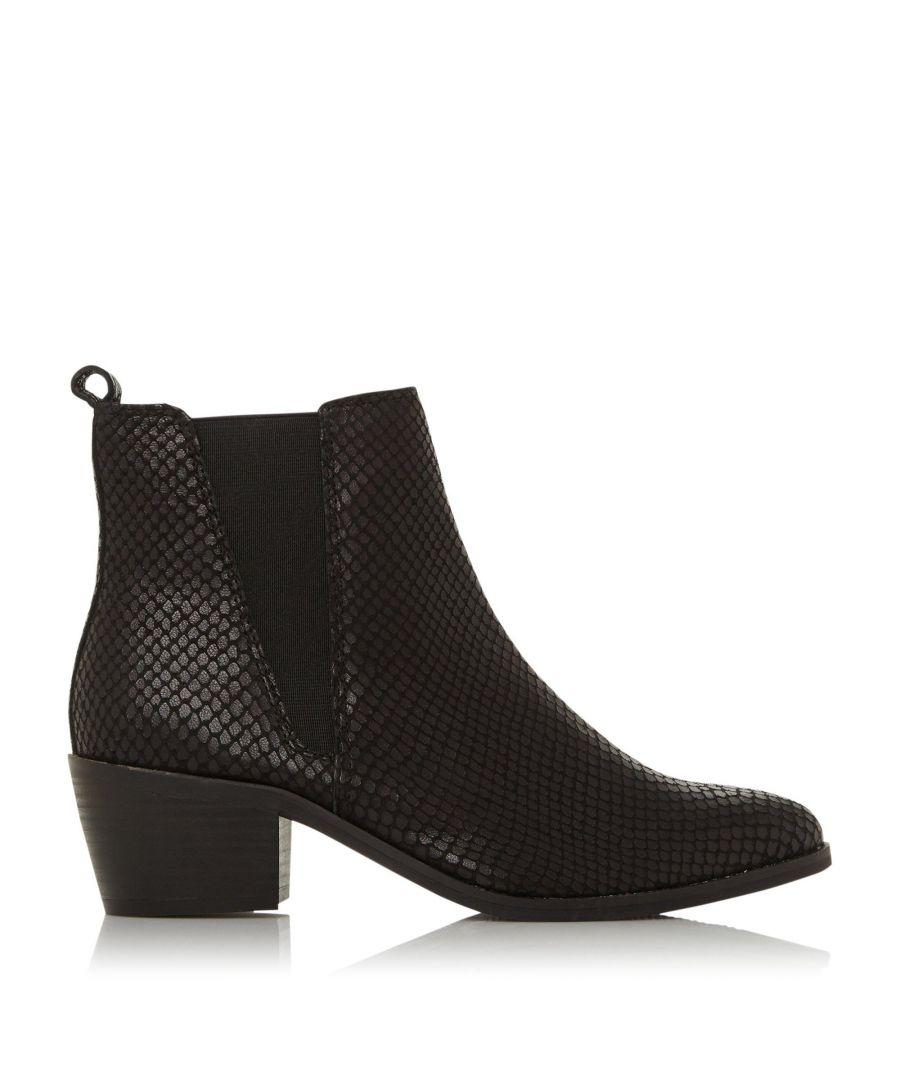 Image for Dune Ladies PRIDE XX Western Chelsea Boots