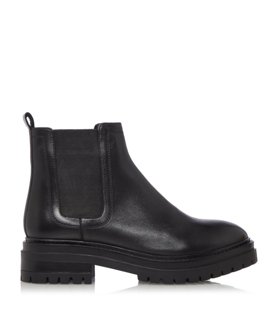 Image for Dune Ladies PRINCE XX Chunky Chelsea Boots
