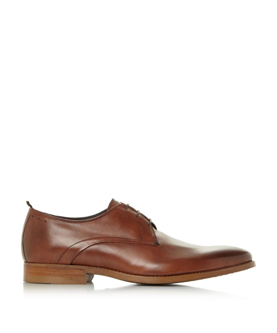 Image for Bertie Mens PROFESSOR Classic Smart Gibson Shoes