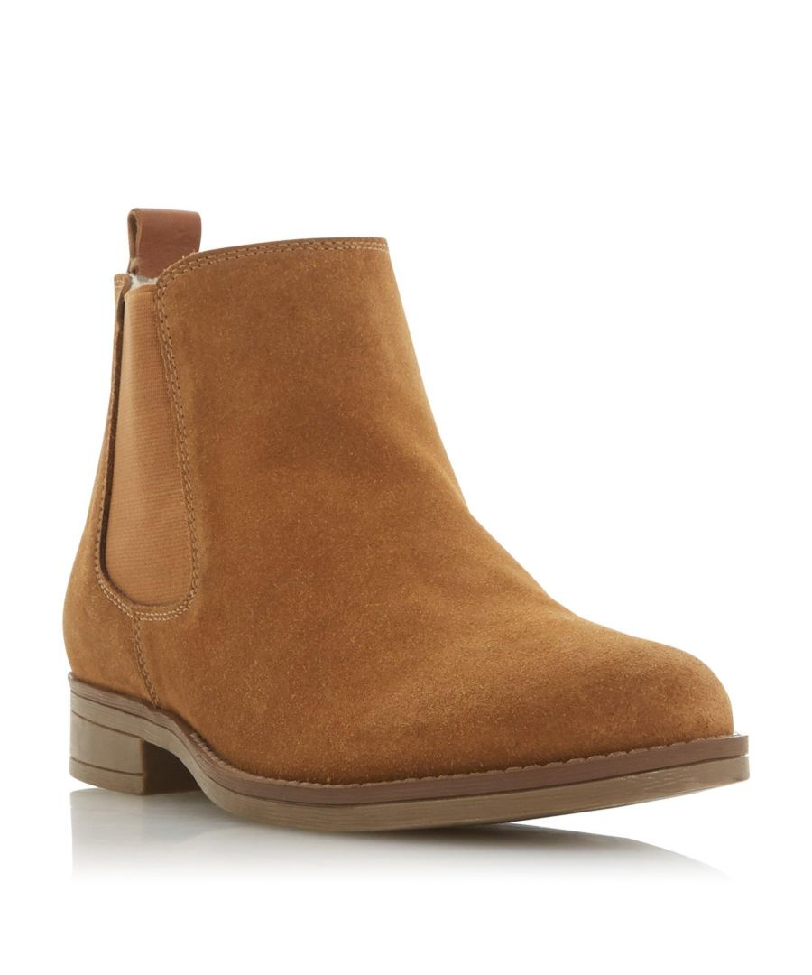 Image for Dune Ladies PROMPTED 2 Borg Lined Chelsea Boot