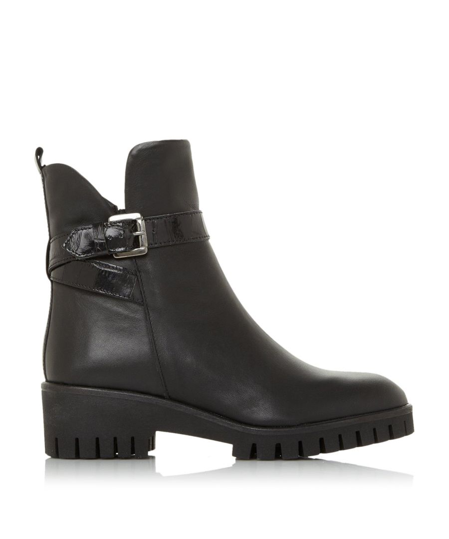 Image for Dune Ladies PRONTO Side Buckle Boots