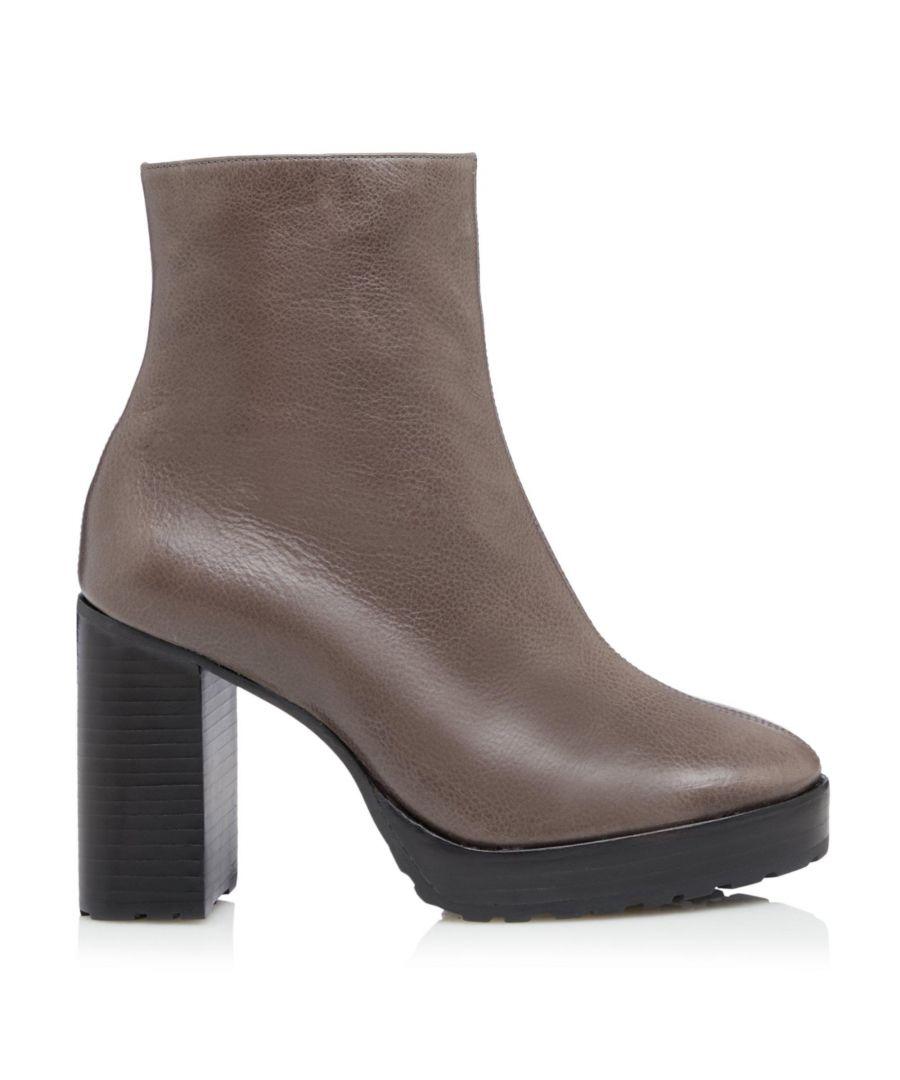 Image for Bertie Ladies PROVEN Block Heel Boots