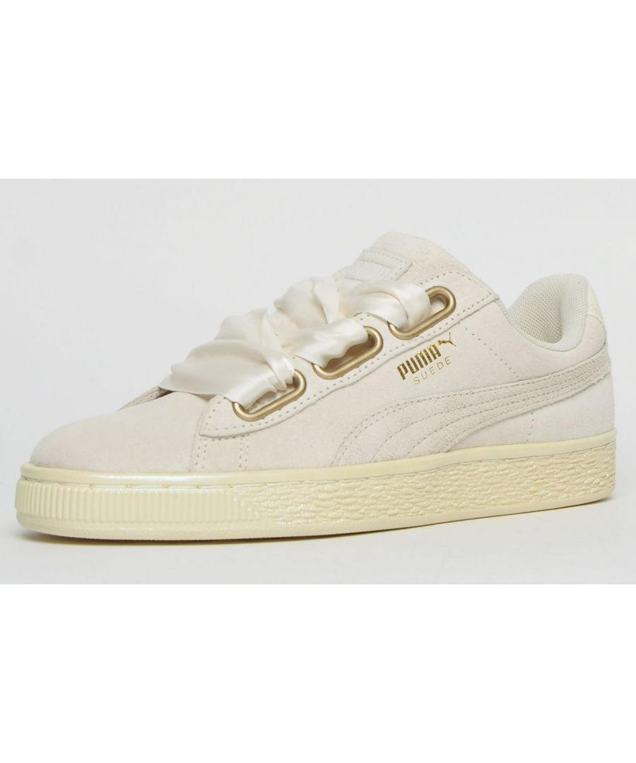 Image for Puma Suede Heart Womens Girls