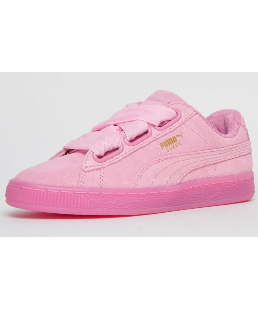 Image for Puma Suede Heart Reset Womens Girls