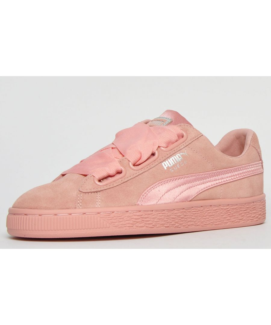 Image for Puma Suede Heart EP Womens Girls