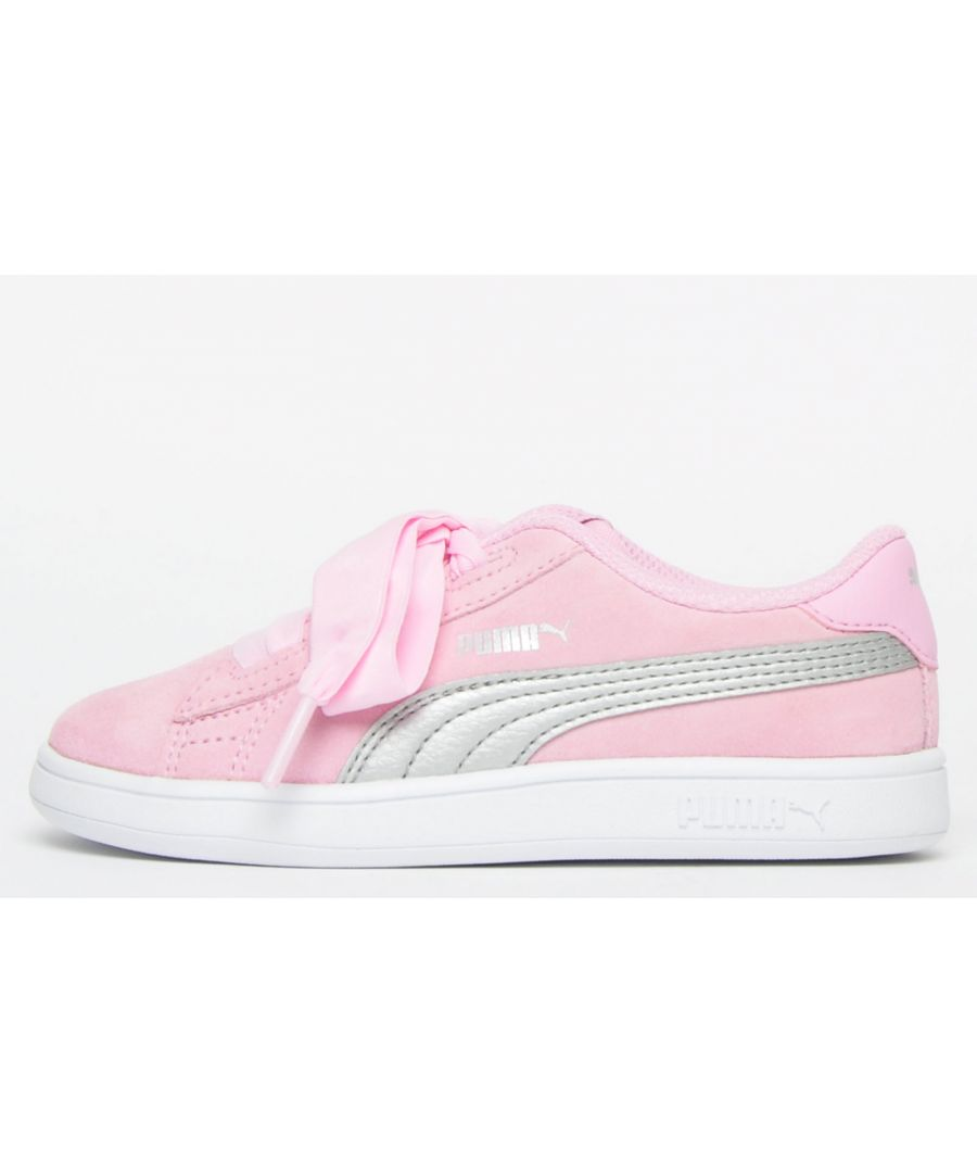 Image for Puma Smash v2 Ribbon Infants