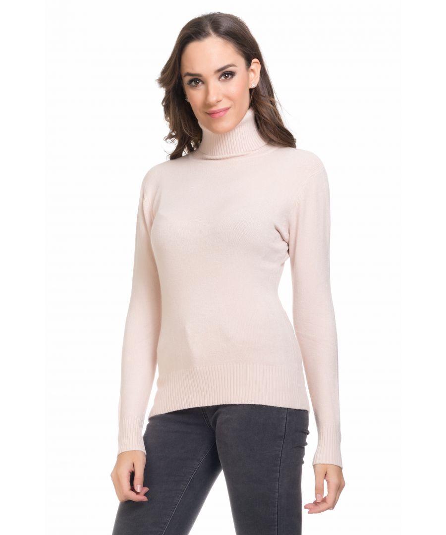 Image for Turtleneck Knit Sweater
