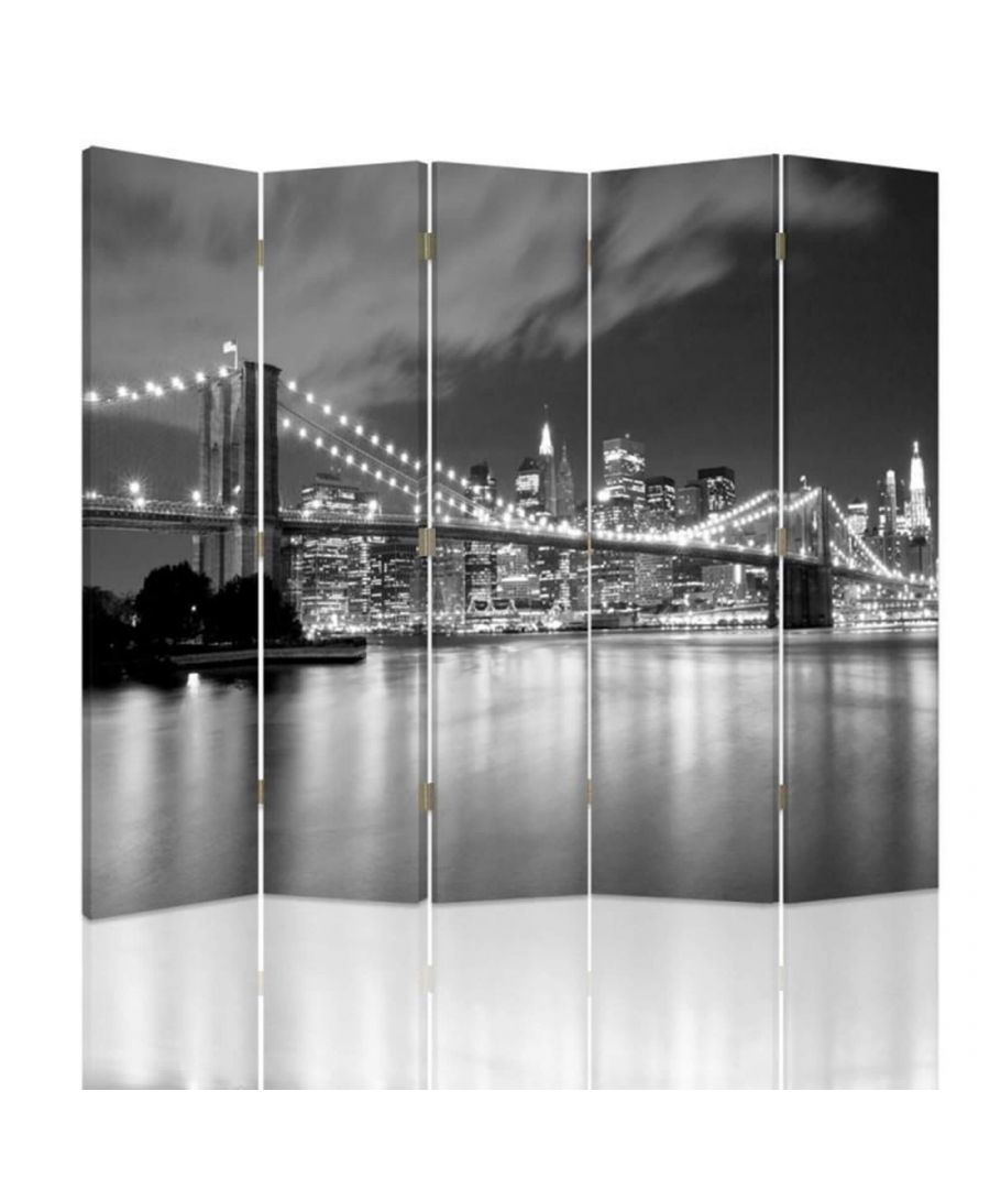 Image for Cityscape - Room Divider