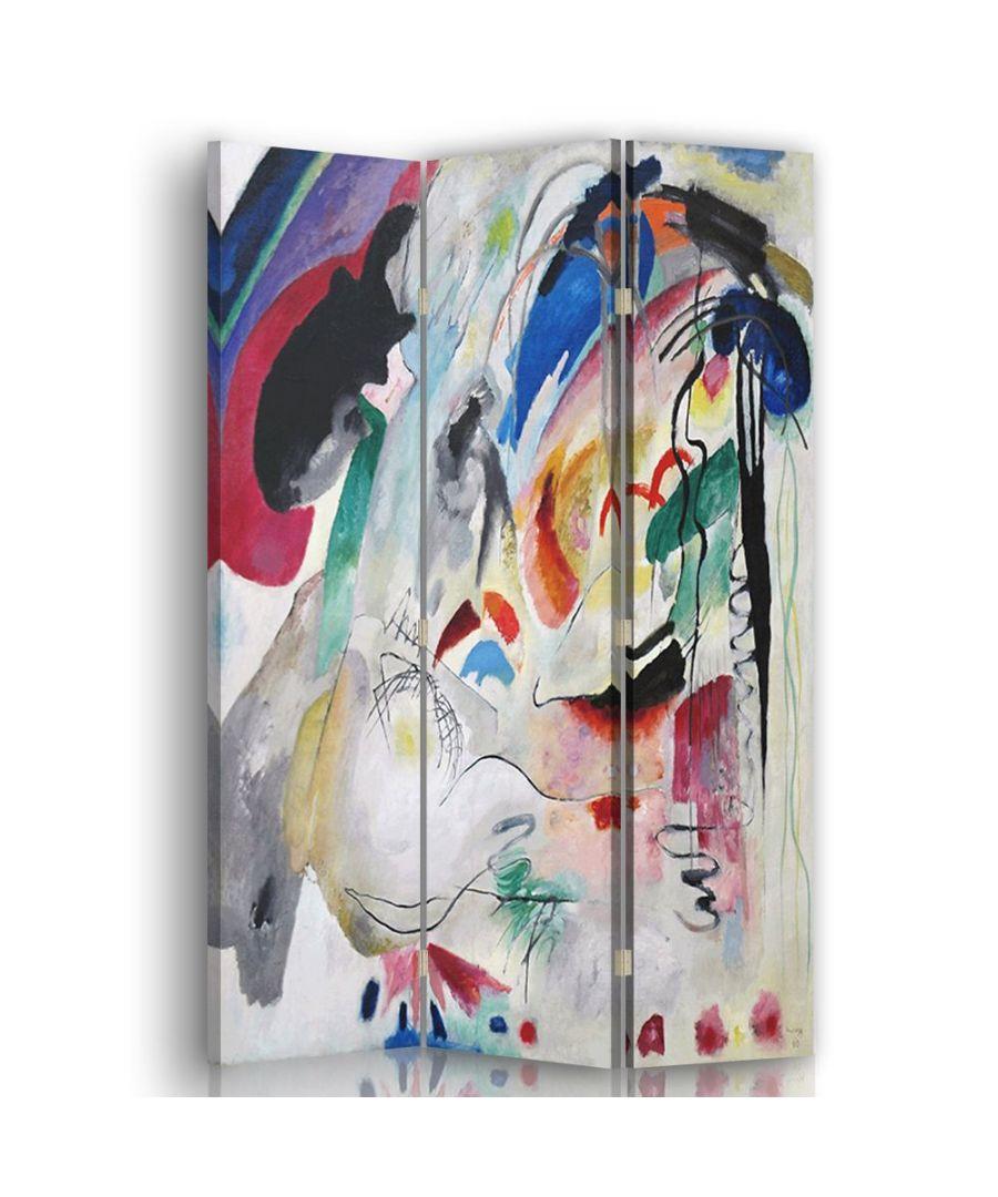 Image for Improvisation - Room Divider - Wassily Kandinsky