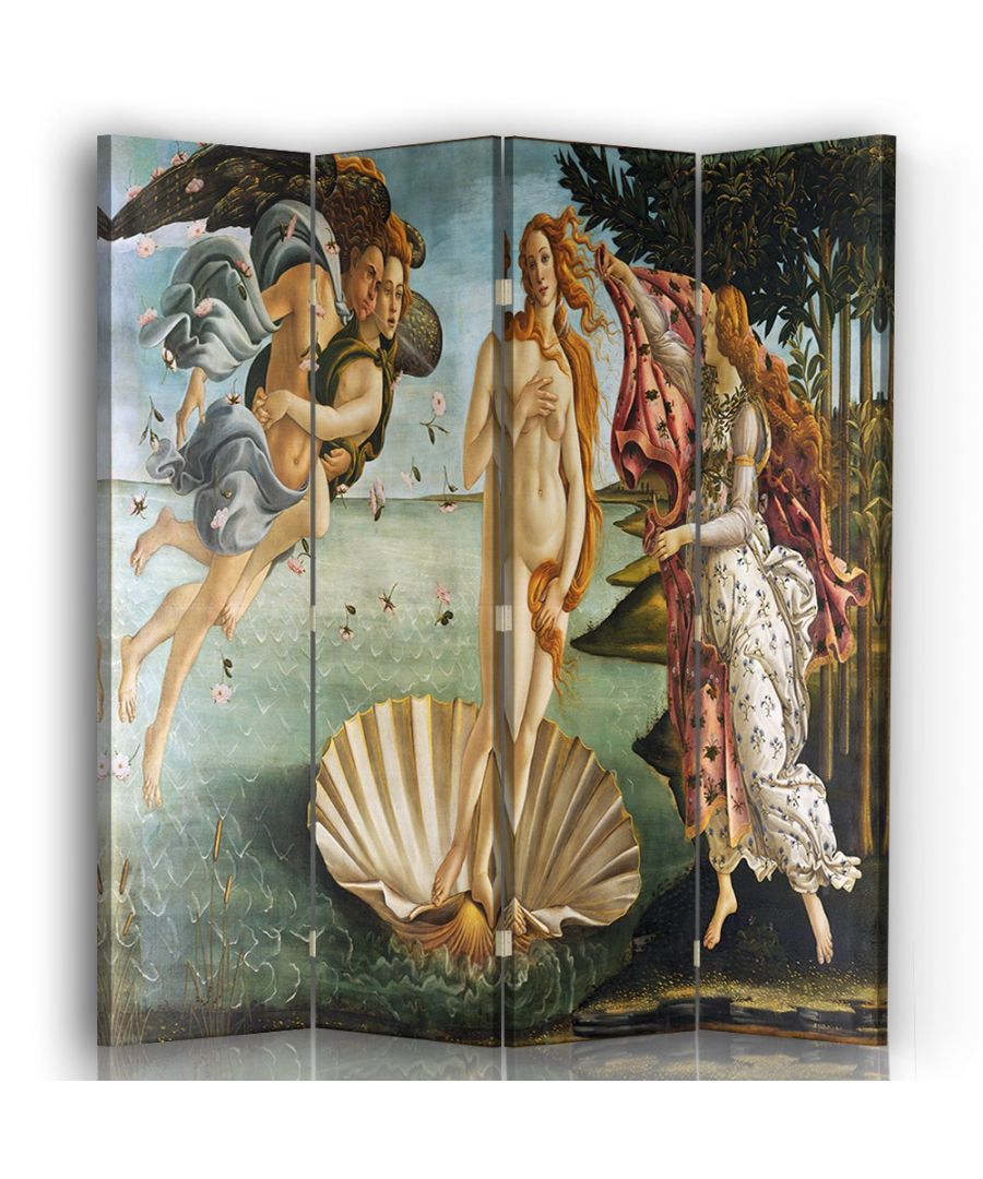 Image for The Birth of Venus - Room Divider - Sandro Botticelli
