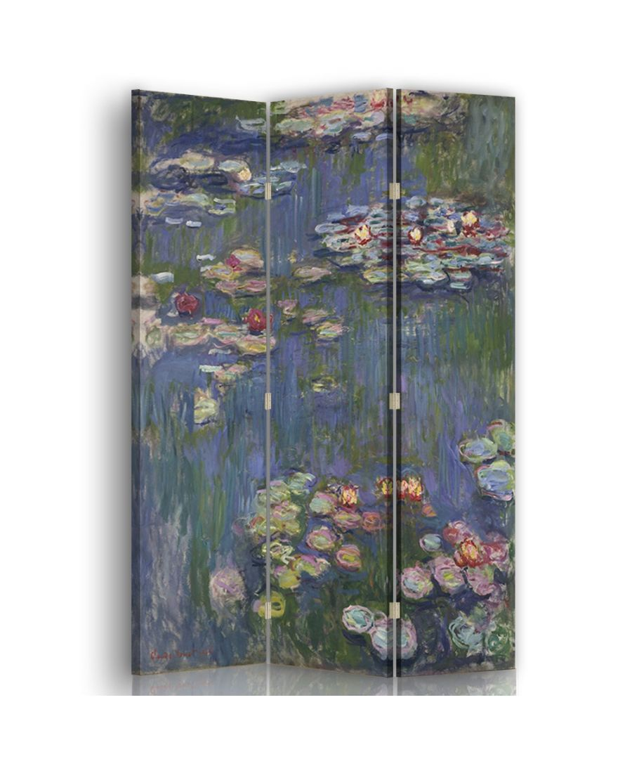 Image for Water lilies - Room Divider - Claude Monet