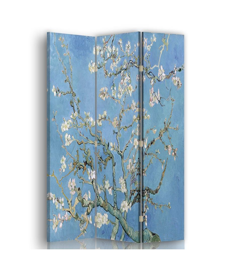 Image for Almond blossom - Room Divider - Vincent Van Gogh