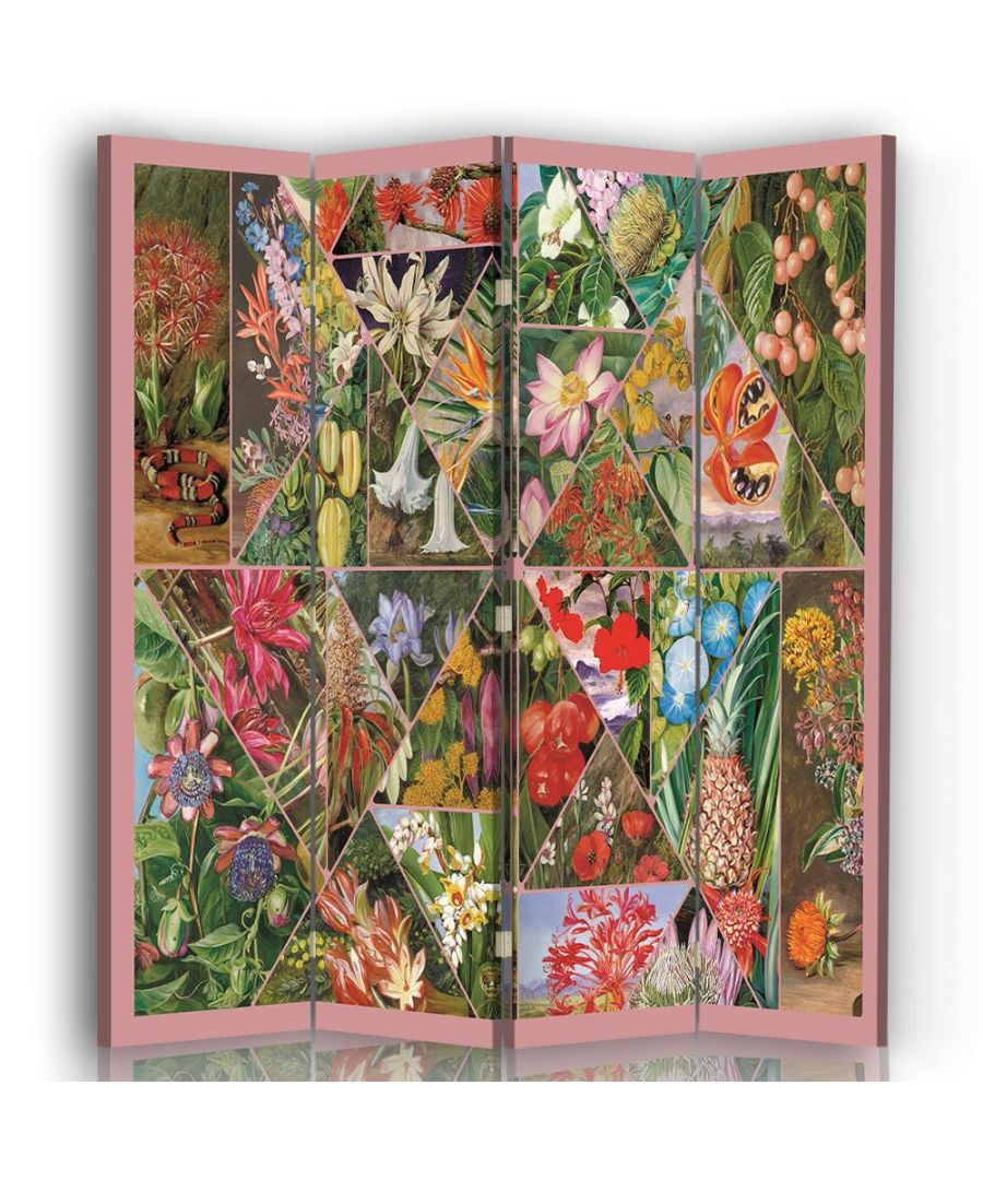 Image for Marianne North - Room Divider - Maria Rita Minelli